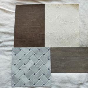壁と床の組み合わせ