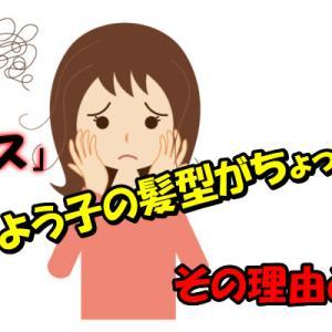 【ネメシス】真木よう子の髪型が変でパーマに違和感?過去作とのギャップを画像で確認!