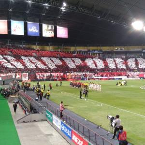 コンサドーレルヴァンカップ第3節感想 vs鹿島アントラーズ