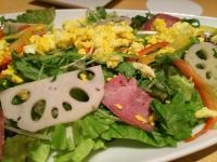 本当のサラダ