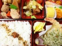 和風天ぷら弁当