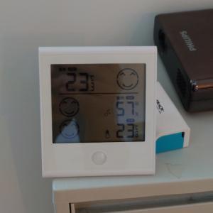 気密性が高いと湿度コントロールが楽だと実感