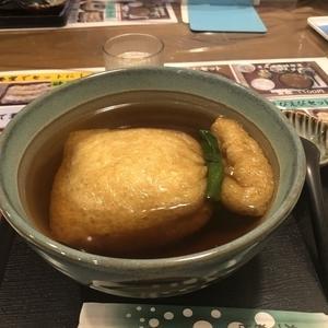 【麺闘庵】ランチで訪問!奈良観光で名物きつねうどんを食べてみた【ならまち 】