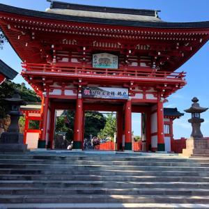 日本の三大下り宮 鵜戸神宮
