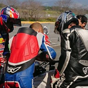【ミニバイクレース】バイク好きが集まりグロムで4時間耐久レース2019年