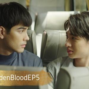 『Golden  Blood』ep5は萌え尽きたよ