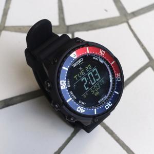 【購入レビュー】セイコーのSBEP003【お洒落デジタル腕時計】