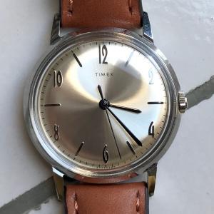 【腕時計】タイメックスのマーリン復刻版【ロービートで行こうぜ】