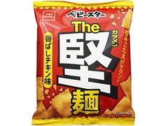 ベビースターThe堅麺 香ばしチキン味