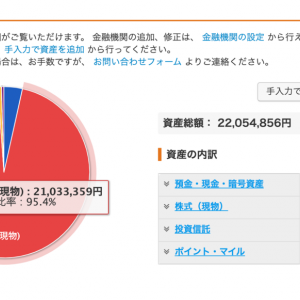 資産公開【5月分】