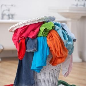 洗濯の頻度