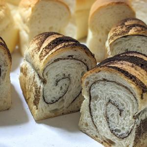 ミニ食パンから広がるバリエーション楽し。