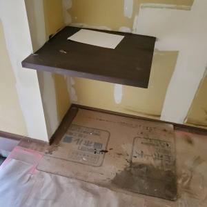 やりたいことリスト04:このご時世に必須のセカンド洗面台