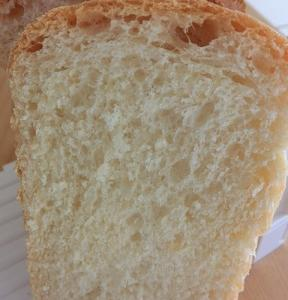ハチミツ入り食パン
