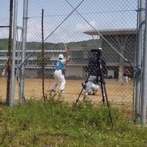 練習試合(ソフトボール)