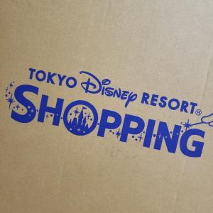 ディズニーリゾート オンラインショッピング購入品
