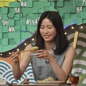 AKB48 横山由依が「秘密のケンミンSHOW極」にゲスト出演!