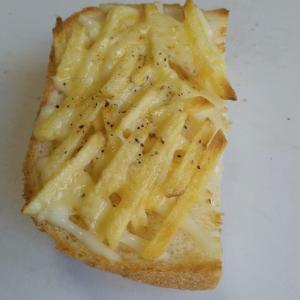 【ポテチーズ】トースト