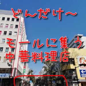 どんだけ~イセザキモールに集う中華料理びゃんびゃん麺と刀削麺?!|後半