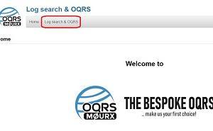 M0URX OQRS Service リクエストしてみた!