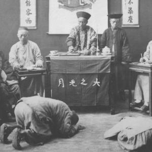 米国教科書、日本海表記、ドイツ博物館は朝鮮は中国の属国表示に韓国毎度の反応