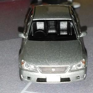 TOYOTA ALTEZZA RS200 Z EDITION (SXE10) 1998 [TOMICA LIMITED VINTAGE NEO] LV-N232a