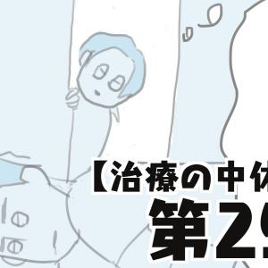 第29話【治療の中休み①】切った下腹部の守り方