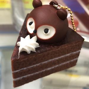 日常記事・もうケーキのバイキングは食えねー、そして!たぬきケーキ!?