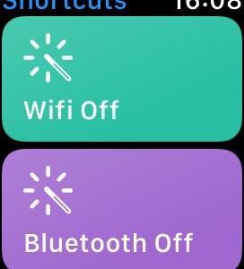 【Apple Watch】ショートカットが表示されない時の対処法