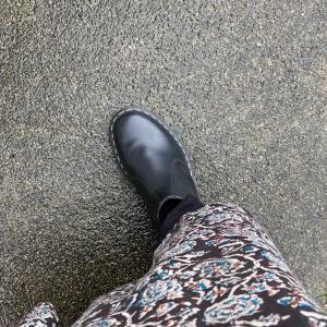 この冬たくさん履くよ。