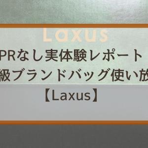 【月額制レンタル】高級ブランドバッグ使い放題「Laxus(ラクサス)」で年間500万円以上得した話 ≪PRなし≫