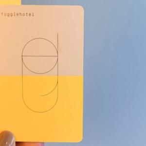 【東京ホテル宿泊記】toggle hotel | カラフルなバイカラー空間で気分もオン⇔オフ