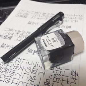 Schneider万年筆『Base』は書きやすくておすすめ〃´∀`)