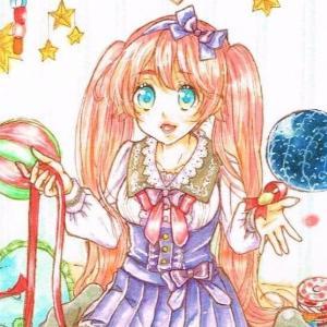 【誕生日に貰ったリボンツインテ娘】第137回 : 梨莎のオリキャラ!その12『フィータ』
