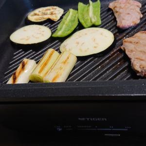 ダイエット~99日目~と、お家焼き肉と、八天堂監修「雪見だいふく、カスタードくりーむ味」😃