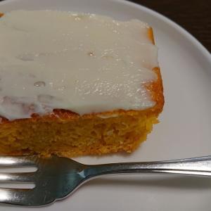 若山曜子さんのレシピで「キャロットケーキ」を焼きました😃