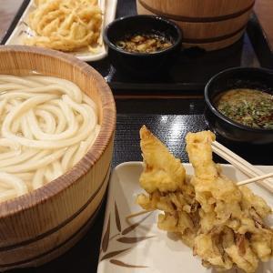 「丸亀製麺」と「スタバ サイレンブレンド」と、ダイエット~193日目~