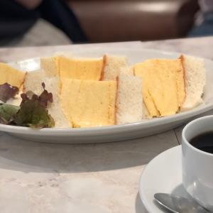 京都・四条・喫茶マドラグ藤井大丸店
