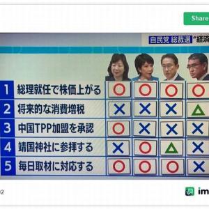 【自民党総裁選】河野と野田がダメな理由