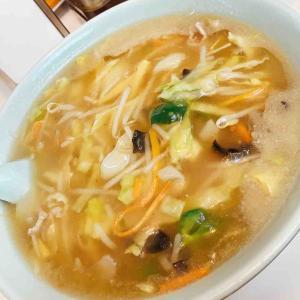 【なにわ飯店】輝く町中華「チャンポンメン」