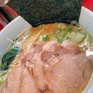 【山岡家】気になる海苔「醤油チャーシュー麺」