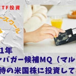 2021年テンバガーが期待される米国株【MQ(マルケタ)に投資する】有望株を解説!