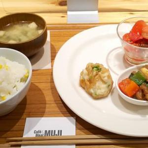 MUJIカフェ『大豆ミート』メニューを食べて、我が家でも大豆ミートにチャレンジ!
