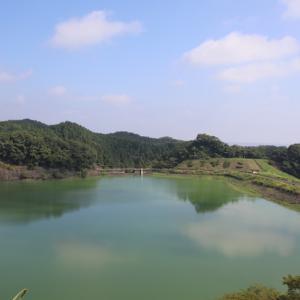 本沢ダムの風景と