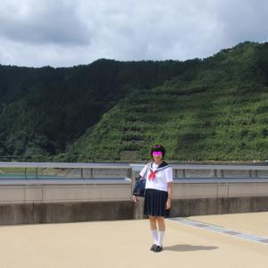 宮ケ瀬ダムの風景と一緒に その4