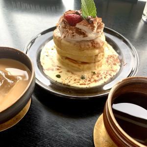 絶品ホットケーキ&自家焙煎の珈琲が楽しめる宇品のカフェ