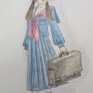 バイオグラフィーワーク(2)8-14歳~b女子中学校