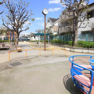 奥戸東公園