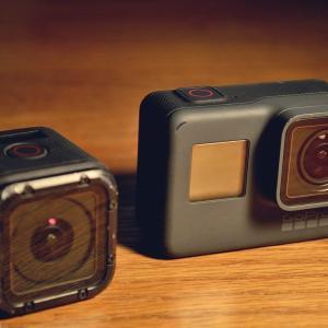 【GoPro比較】現在販売されている4モデルを徹底比較!オススメのモデルは?