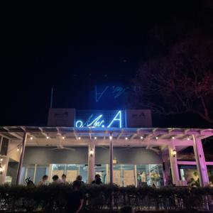 【思い出の一夜】夜のセブ市内は絶景!空気も気持ちよく雰囲気抜群のセブのレストラン〈Mr.A〉